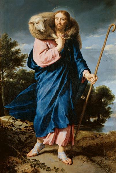 thm_the-good-shepherd-philippe-de-champaigne